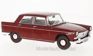 Peugeot-404-1960-rojo-oscuro-1-24-Whitebox-gt-gt-New-lt-lt