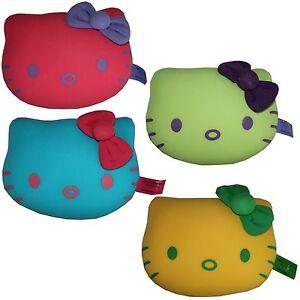 hello kitty plush pl sch katzen pop deko kissen cushion 15 x 10 cm ebay. Black Bedroom Furniture Sets. Home Design Ideas