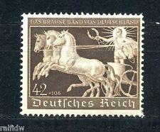 Dt. Reich Braunes Band 1940** Reiten Pferd (S2688)