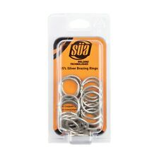 Sa 15 Silver Brazing Joint Solder Ring For Copper Tubing Sizes 14 To 1 18