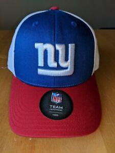 7e13001d2c1ba3 New York Giants Youth Licensed Hat/Cap Adjustable Boys 4-7 NFL New ...