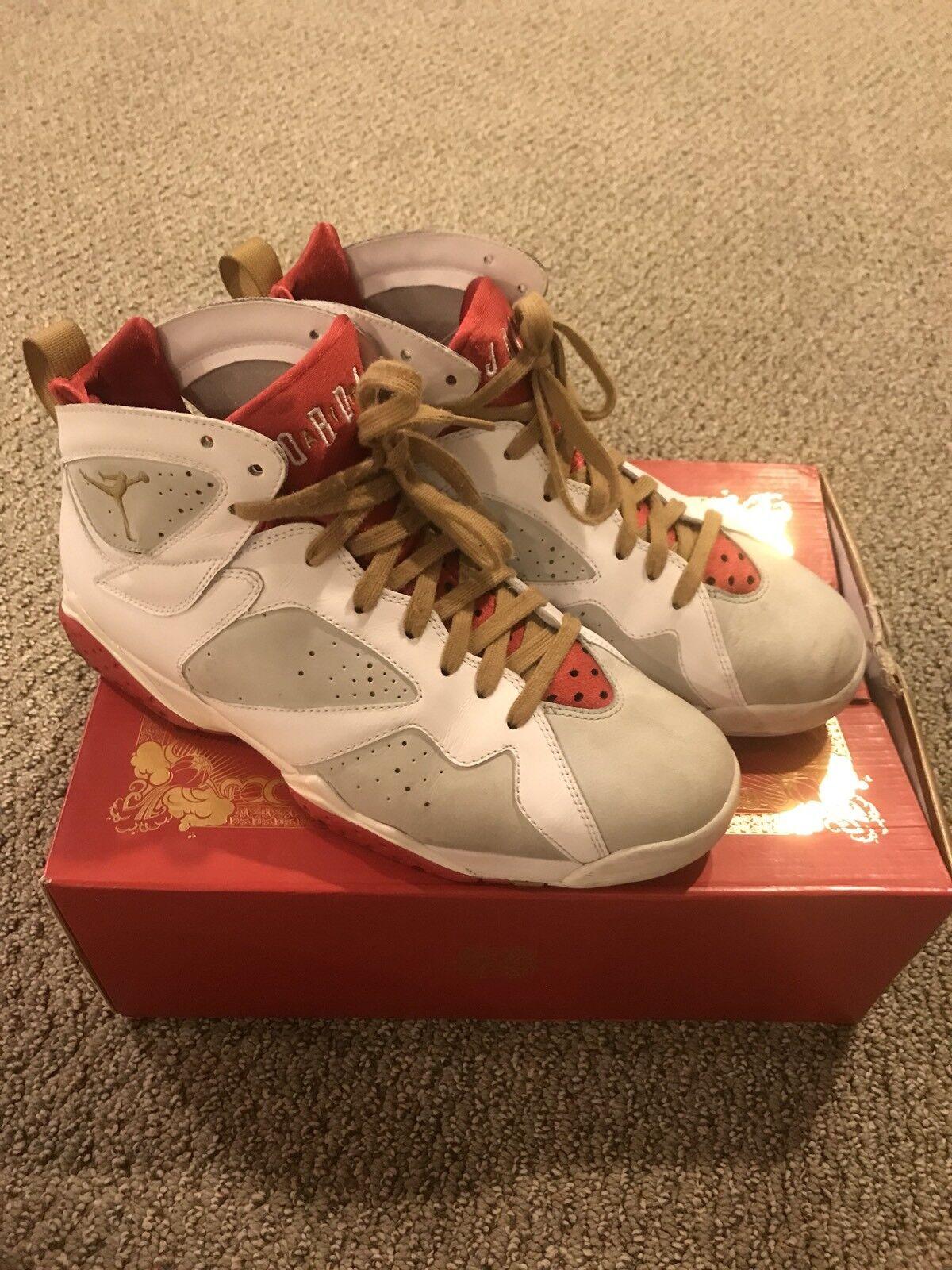 Air Jordan 7 Year of the Rabbit Brand discount