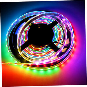 5M-WS2812B-WS2811-Individual-Addressable-5050SMD-12V-LED-Strip-Light-BW