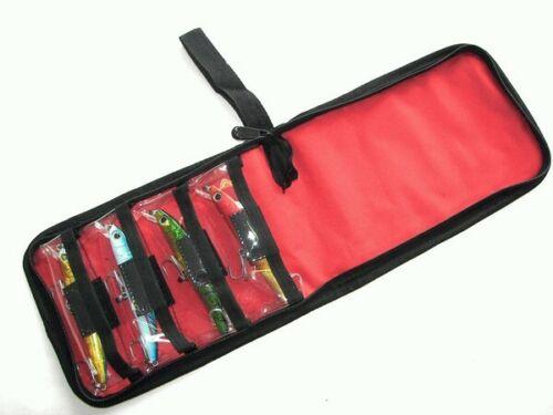 ELIMINATOR Kamikaze 4 pack with Lure Bag