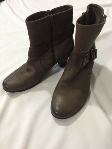 m Cobb 10 en à Excellente Hill marron cuir Bottines boucle xpqnXp8