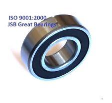 (Ten) 6203-2RS C3 quality Sealed Ball Bearing, 17x40x12 6203RS