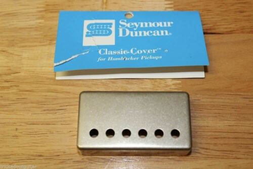 11 Real Life Relics Seymour Duncan Aged Nickel Humbucker Cover SH Type Pickups