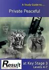 A Study Guide to Private Peaceful at Key Stage 3: Levels 4-7 by Janet Marsh (Paperback, 2015)