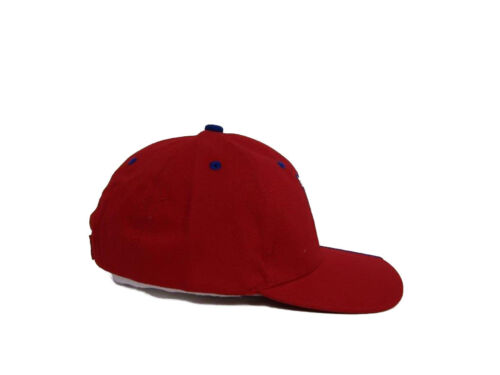 Ceska Republika Czech Republic Red Baseball Hat Cap 3D embroidered