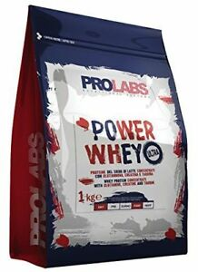 Prolabs-Power-Whey-1-KG-Proteine-del-siero-del-latte-con-creatina