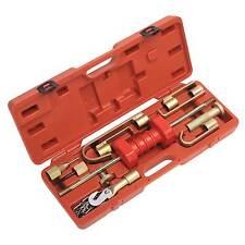 Sealey Heavy-Duty 4.4kg Slide Hammer Kit For Chassis/Body Panel 10pc - DP90