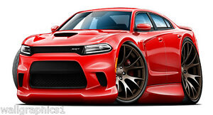 Charger Hellcat Decals Autos Post