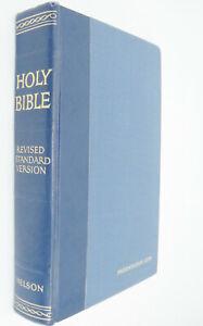 Revised-Standard-Version-Bible-1952-Thomas-Nelson-Blue-Presentation-Copy-RSV