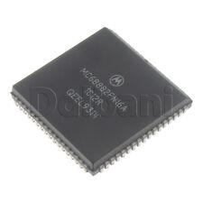 Mc68882fn16a Original New Motorola Math Coprocessor 68 Pin Pqcc68 32 Bit