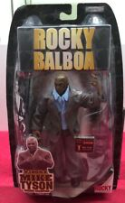 MIKE TYSON • GRAY SUIT • ROCKY BALBOA JAKKS FIGURE CARDED