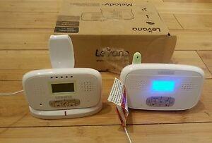Levana-Melody-Digital-Baby-Monitor-LV-TW200-Used