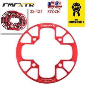 32-34-36-38-40-42T-104bcd-MTB-Bike-CNC-Crankset-Chainring-Chainwheel-Chain-Guard
