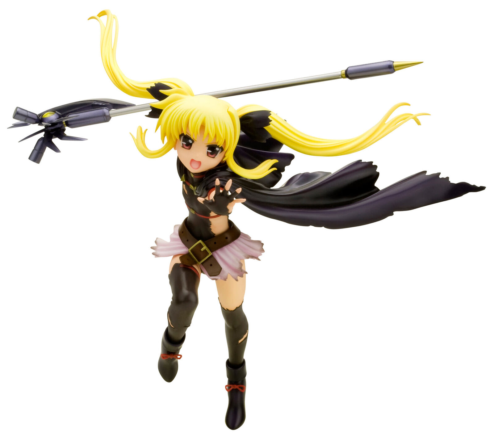 Magical Girl Lyrical Nanoha Movie 1st Fate Testarossa Devotion Figure