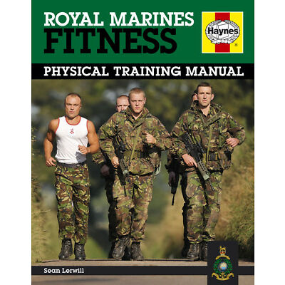 Haynes Royal Marines Fitness Manual H4561
