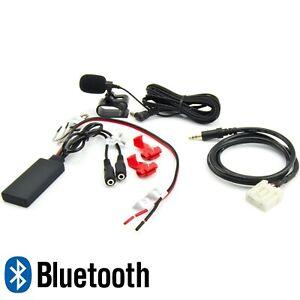 Bluetooth-Adapter-Freisprecheinrichtung-Musik-fuer-Toyota-Corolla-RAV4-Yaris
