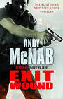 Exit Wound by Andy McNab (Paperback, 2010)