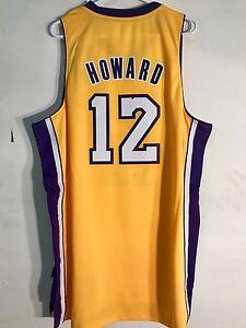 8336d00d715 La foto se está cargando Adidas-Swingman-Jersey-Nba-Los-Angeles-Lakers- Dwight-