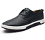 British-Men-Casual-Genuine-Leather-Shoes-Lace-up-Sneakers-Oxford-Lot-reathable thumbnail 12