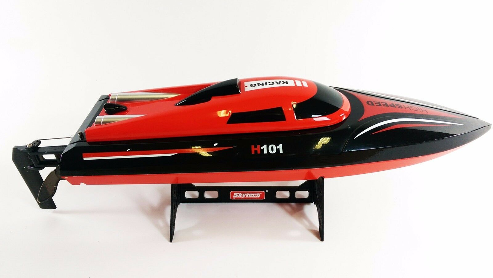 Radio Remote Control H101 RC High Speed Racing Boat RTR FAST  SELF RIGHTING
