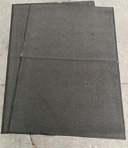 Non slip 6x4 Dirt Trapper Floor Mat