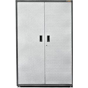 Image Is Loading Extra Large Gearbox Storage Cabinet Gladiator Steel Locking