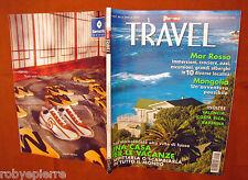 Rivista Travel Panorama aprile 2004 mar rosso mongolia valencia costa rica vendo