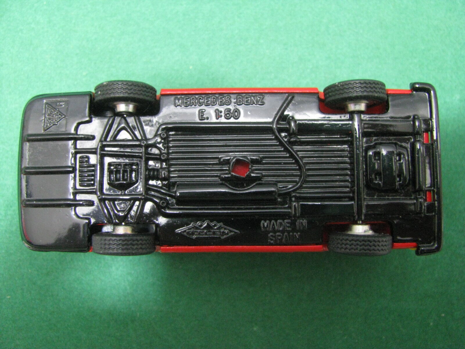 Vintage - MERCEDES-BENZ Sprinter - 1 50 Auto-Pilen M-377 M-377 M-377 9d7d03