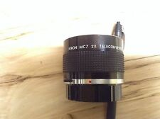 Kiron MC7 2X Converter OM mount