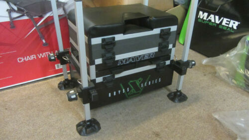 MAVER ABYSS X REALITY SEATBOX ADDITIONAL TRAYS /& DRAWER UNITS