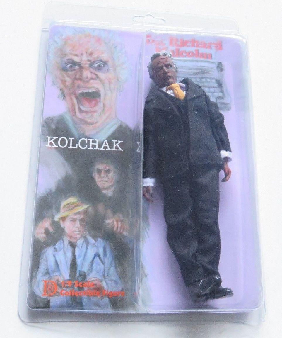 Kolchak: The Night Strangler Distinctive Dummies 8