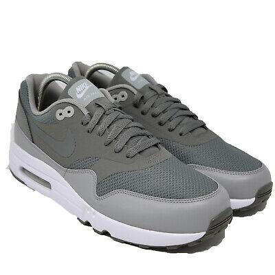 Nike Air Max 1 Ultra 2.0 Essential Running Shoe sz US 9 Silver Grey 875679 003 | eBay