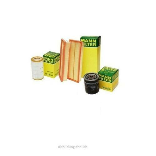 MANN Inspektionspaket für BMW 1 E81-E88 3 E90-E93 X1 E84 116-320 2004