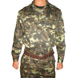 EU Modern Russian Military Winter Camo Jacket Uniform XXXL // 56 US