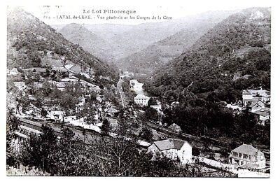 (s-101872) France - 46 - Laval De Cere Cpa Ongelijke Prestaties