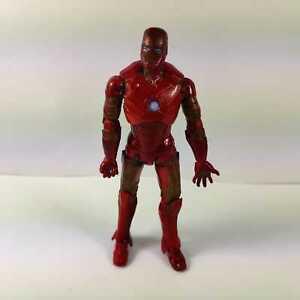Rare-3-75-034-Marvel-Universe-Infinite-Series-Red-Ironman-Blue-Eyes-Action-Figure