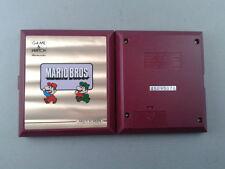 NINTENDO GAME&WATCH MULTISCREEN MARIO BROS MW-56 VERY GOOD CONDITION SEE!!