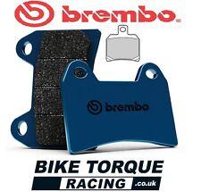KTM 1190 RC8R 08> Brembo Carbon Ceramic Rear Brake Pads