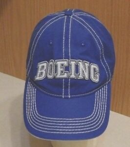 Image is loading BOEING-BASEBALL-CAP-HAT-ONE-SIZE-SHIP-TO- 476b7a39f65