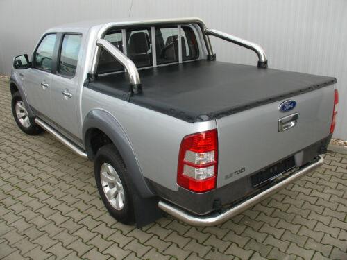Ford Ranger espacio de carga cubierta doublecab tipo j97 con styling-bar ab2006 bis2011