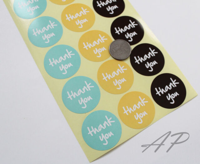 Wholesale 180pc Gift Packaging, Seal, Wedding, Birthday,Thank You Sticker Pack