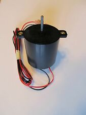 12 Volt 20 RPM DC electric fireplace motor