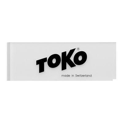 Toko Plexiglasklinge 5mm zum Ski wachsen Skiwax