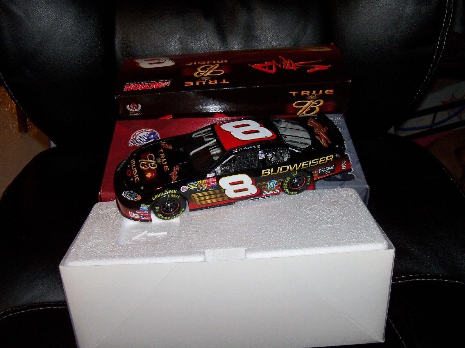 Dale Earnhardt Jr. 2003 Budweiser True Music Music Music Staind Car Mint 5e991b