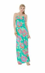 Spearmint Maxi Dress