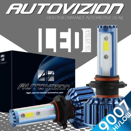 PAIR HB5 9007 488W 48800LM LED HEADLIGHT Kit HI//LOW BEAM WHITE 6000K BULBS
